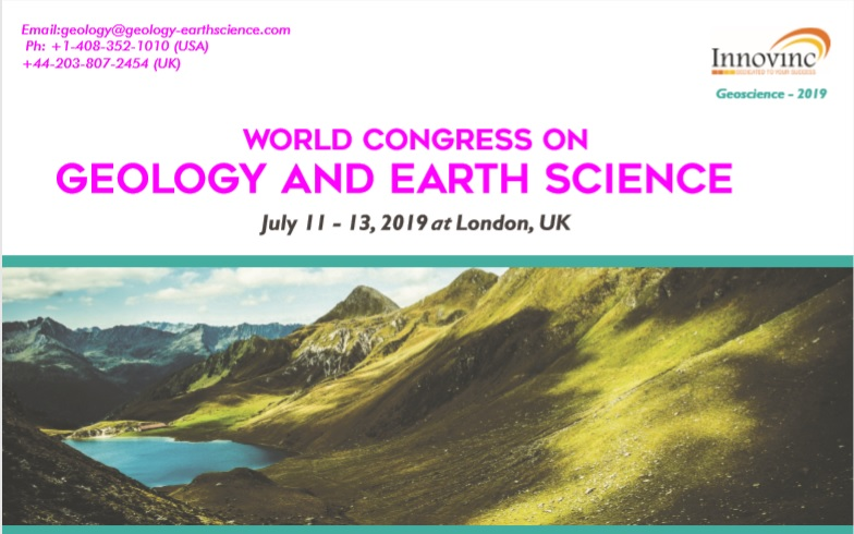 Geology & Earth Science - Set 2019