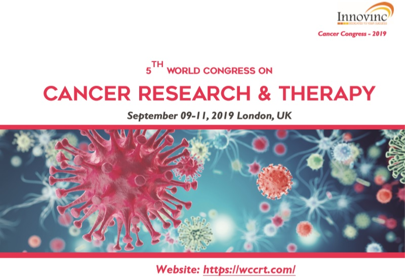 Cancer Res & Therapy - Sept 2019